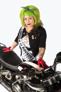 2012 Mods vs Rockers - Ivanna Riot