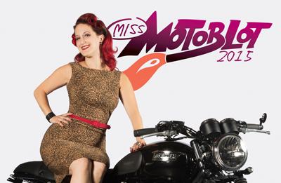 2015 Miss Motoblot - Viva Glenne Spice